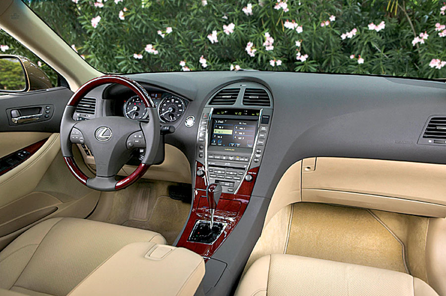 2007 lexus es 350 review
