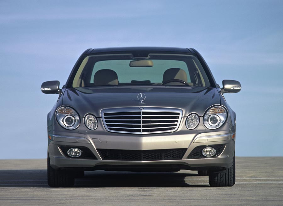 2007 Mercedes Benz E Class And E63 Amg 2007 New Cars