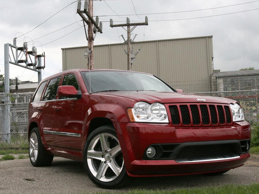 06 srt8 jeep hp