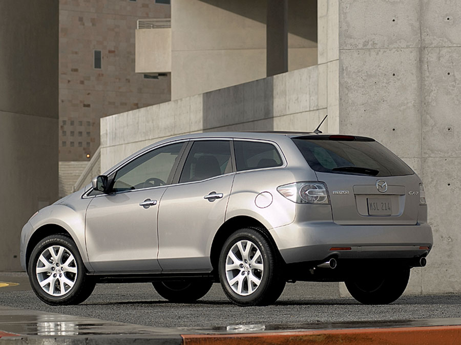 2007 Mazda Cx-7 - Suv Review  U0026 Road Test