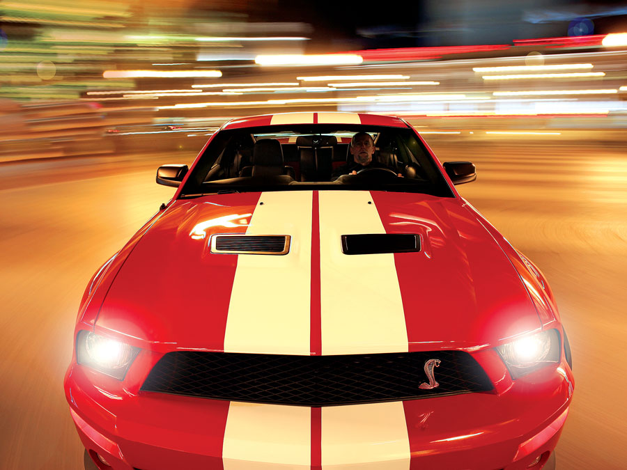 2007 Ford Shelby GT500 - Car Review & Road Test - Automobile Magazine