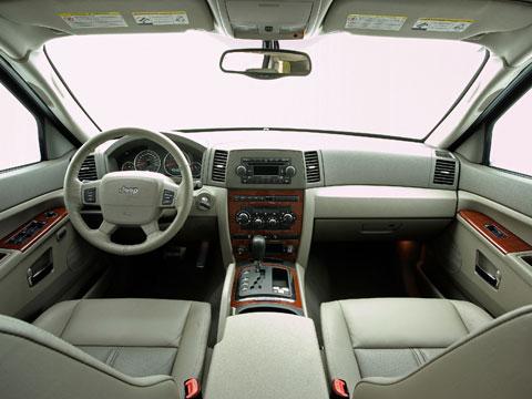 2007 jeep grand cherokee crd diesel latest auto news concepts automobile magazine for 2008 jeep grand cherokee interior