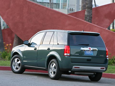 2007 Saturn Vue Green Line Hybrid Pictures And Details