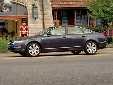 2005 Audi A6 Four Seasons Test - Four Seasons Test and