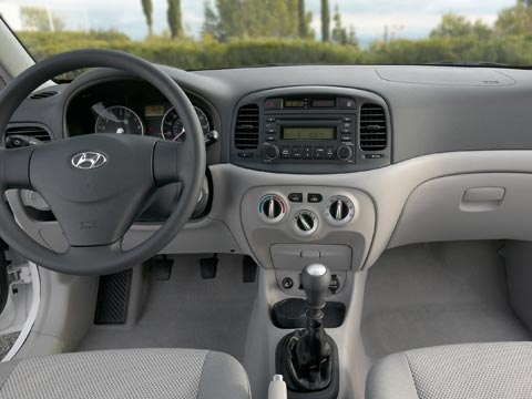 2006 hyundai accent hatchback
