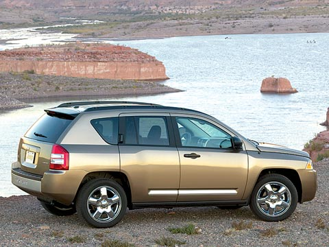 2007 Jeep Compass Road Test Review Automobile Magazine