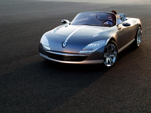 2006 Renault Nepta Concept Latest News Auto Show Coverage And