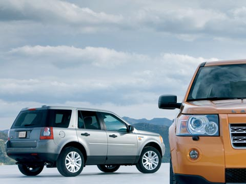 2007 Land Rover Lr2 Latest News Auto Show Coverage And Future