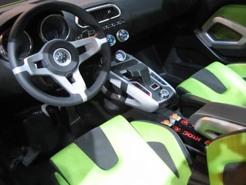 2006 Volkswagen Iroc Concept Latest News Auto Show Coverage And
