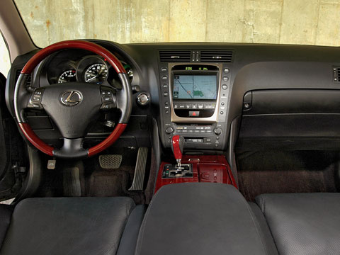 2006 Lexus Gs430 New Car Truck And Suv Road Tests And