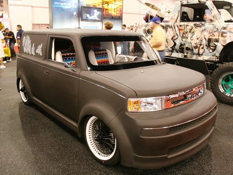 2007 Scion Xb By Mike Giant 2006 Sema Auto Show
