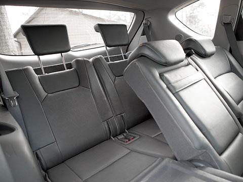 2006 Subaru B9 Tribeca Four Seasons Test Latest News Features