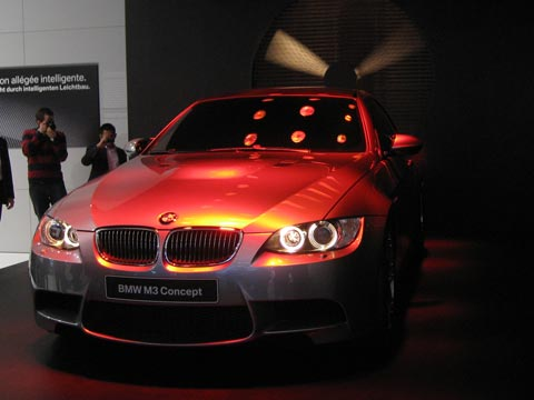 2008 Bmw M3 Concept Latest News Features And Auto Show Coverage