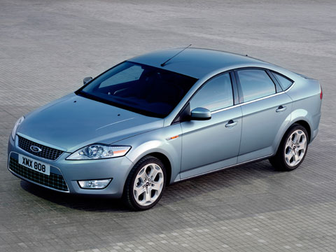 2008 Ford Mondeo - Latest News, Features, and Auto Show