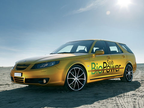 2007 Saab 9 5 Rinspeed Biopower Concept Latest News Features And