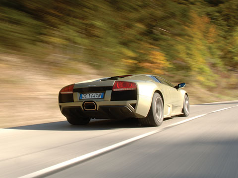 2007 Lamborghini Murcielago Lp640 Review