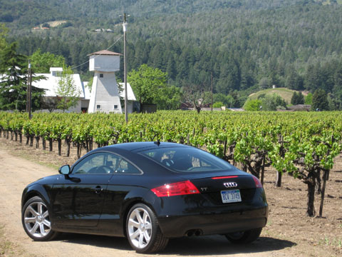2008 Audi TT Coupe and Roadster: Is it a Sports Car ...
