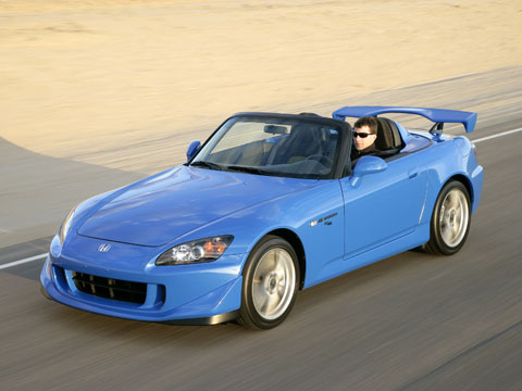 Driven 2008 Honda S2000 Cr New Car Truck And Suv Road Tests And