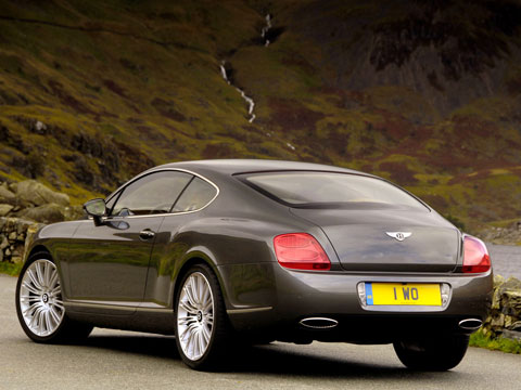2008 Bentley Continental Gt Speed Latest News Features And