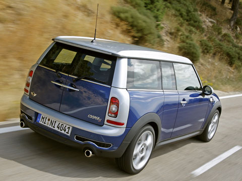 2008 Mini Cooper Clubman Latest Car Reviews And Future Cars