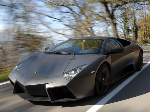 2008 Lamborghini Reventon Drive Automobile Magazine