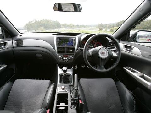 2008 Subaru Wrx Sti Japanese Spec New Car Reviews And Wallpaper
