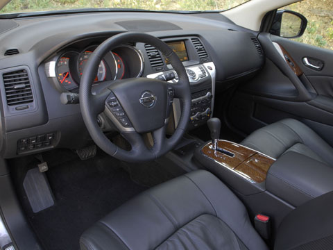 Superb 2009 Nissan Murano   Latest News, Features, And Reviews   Automobile  Magazine Photo Gallery