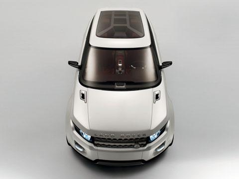 2008 Land Rover Lrx Concept Latest News Reviews And Auto Show