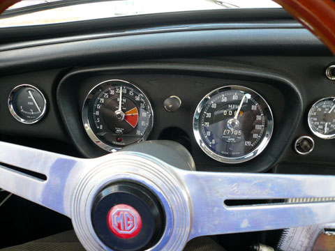 1967 MGB/GT Special: Driving from California to Michigan - Latest