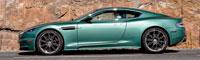 0801 01pl 2008 Aston Martin DBS Side View