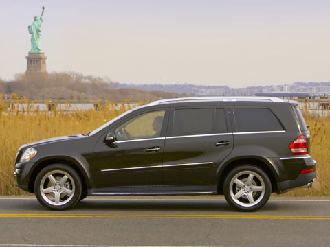 2008 Mercedes-Benz GL550 - Latest News, Features, and ...