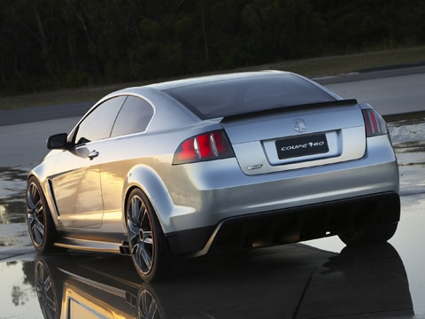 2008 Holden Coupe 60 Concept Latest News Features And Reviews
