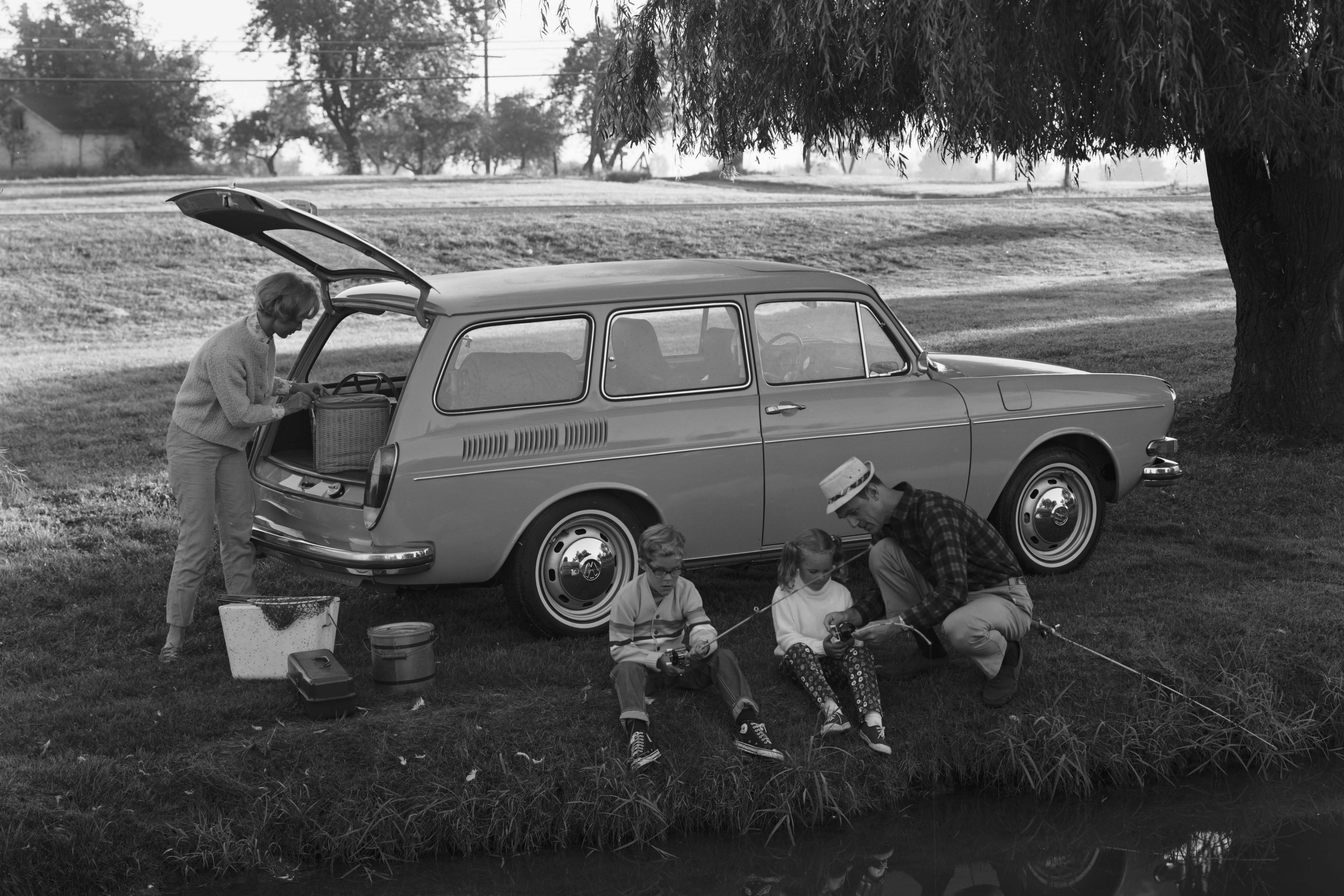Collectible Classic: 1966-1973 Volkswagen Squareback