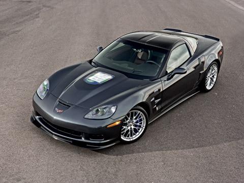 2009 Chevrolet Corvette ZR1: The Mother of All Vettes - Latest News