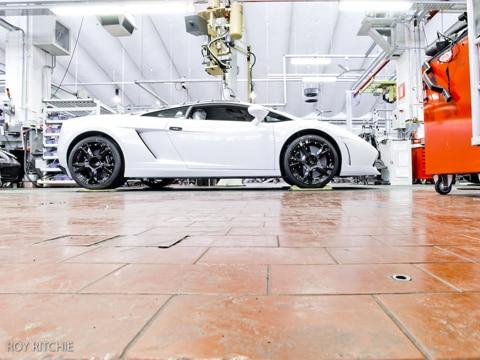 2009 Lamborghini Gallardo Lp560 4 Latest News Reviews And Auto