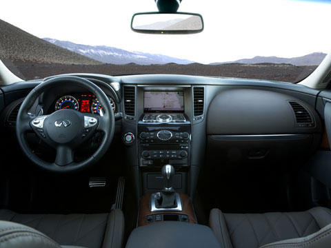 2009 Infiniti Fx35 Latest News Reviews And Auto Show Coverage