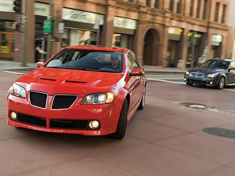 2008 Pontiac G8 Gt The Down Under Express Latest News Features