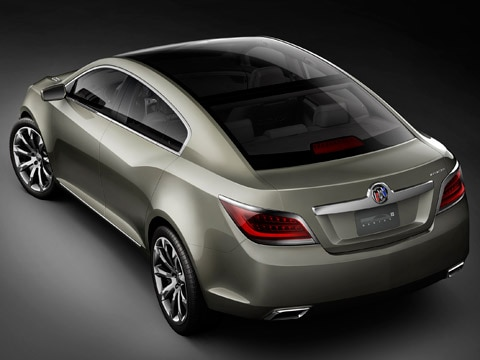 2008 Buick Invicta Concept Latest News Reviews And Auto Show