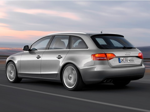 2009 Audi A4 Avant Latest News Features And Reviews Automobile