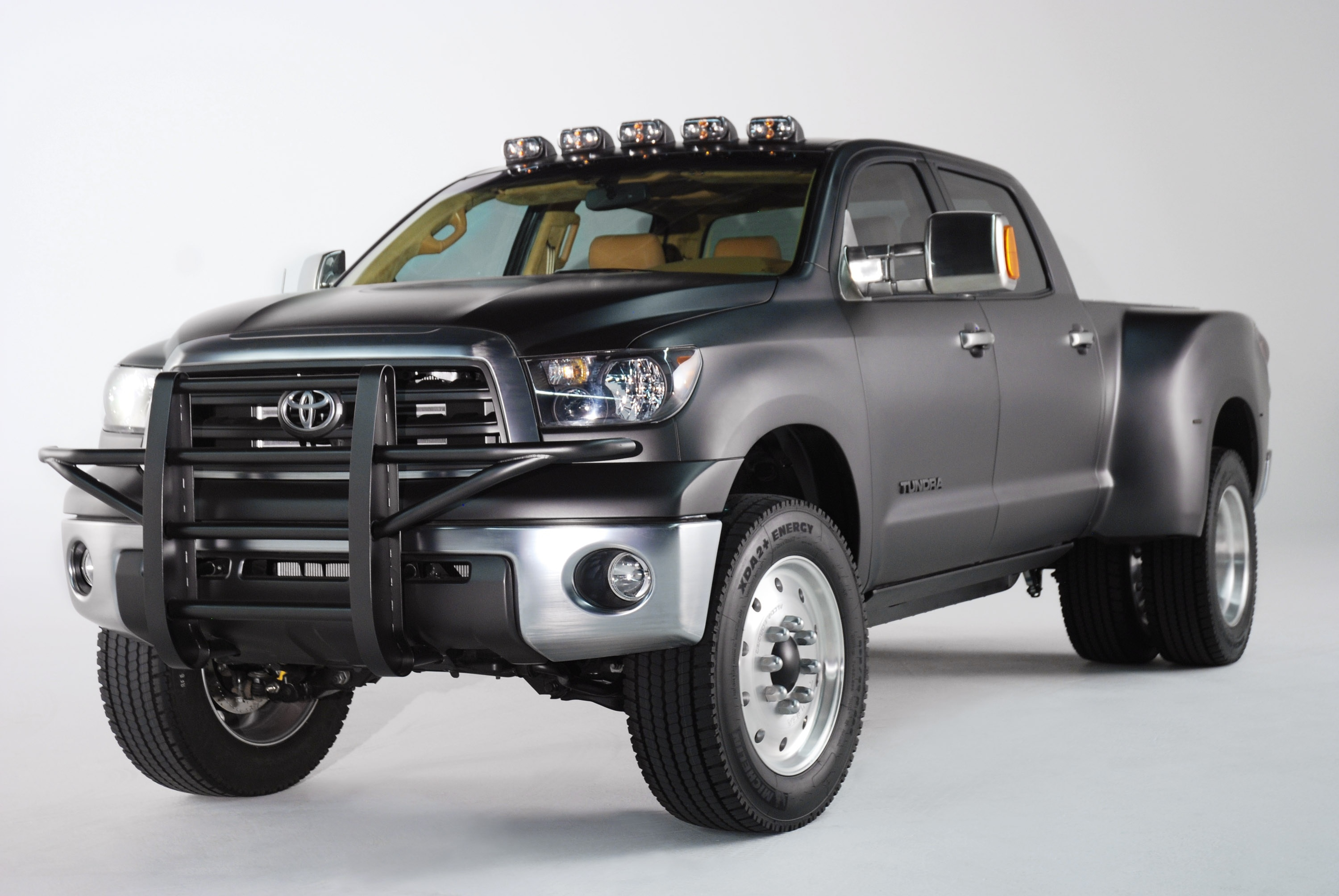Toyota Works On Diesel and Heavy Duty Tundra Variants