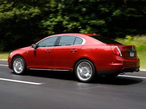 2009 Lincoln MKS - Latest News, Features, and Reviews - Automobile ...