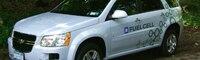 0807 07 Pl 2008 Chevrolet Equinox Fuel Cell Front Three Quarter View