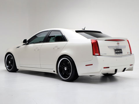2008 D3 Cadillac Cts Body Kit Latest News Features And