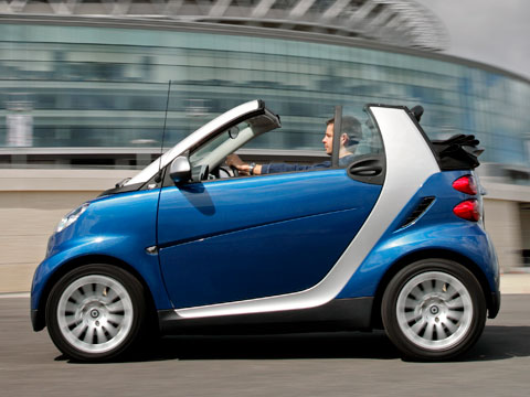 Conversely The System Works With Fortwo S Automated Manual Transmission To Restart Engine And Launch Car Once Driver Steps On