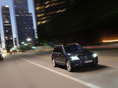 2010 Mercedes-Benz GLK350 - Latest News, Features, and