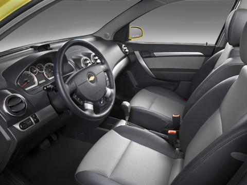 2009 Chevy Aveo5 Chevy Subcompact Hatchback Review Automobile