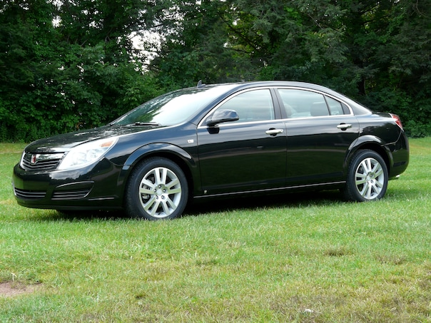 News 2009 Saturn Aura Xr 10390370