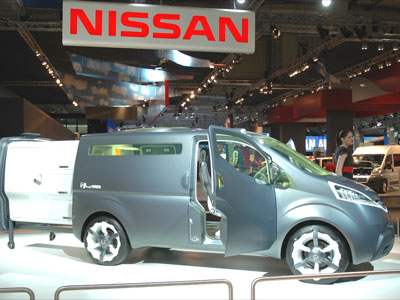 Nissan Nv200 Concept Will Enter Production