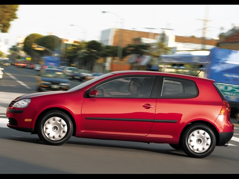 2008 Volkswagen Rabbit S - Volkswagen Golf Sport Hatchback Review