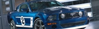 0810_01_pl Ford_mustang_saleen_dan_gurney_h281SC_signature_edition Front_three_quarter_view